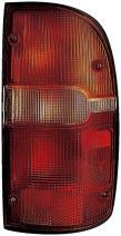 Dorman 1610711 Passenger Side Tail Light Assembly for Select Toyota Models