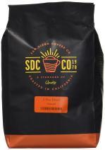 San Diego Coffee 5 Star Blend, Dark Roast, Ground, 5-Pound Bag