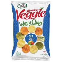 Sensible Portions Garden Veggie Chips, Sea Salt, 7 oz. (Pack of 12)
