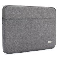 "NIDOO 12.5 Inch Laptop Sleeve Case Computer Bag Protective Cover for 12.9"" iPad Pro 2016 2017/13.3"" MacBook Pro/13.5"" Surface Laptop 2/13.3"" Lenovo Yoga S730 730/14"" Huawei MateBook 14 2020, Grey"