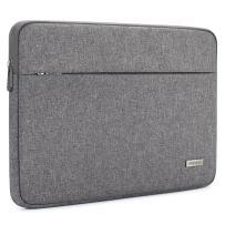 "NIDOO 11 Inch Laptop Sleeve Case Water-Resistant Bag Computer Protective for 12.9"" iPad Pro 2018/13"" MacBook Air 2018/13"" MacBook Pro 2016-2018/12.3"" Surface Pro 6/13"" Huawei MateBook 13 2020, Grey"