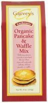 Garvey's Organic Pancake & Waffle Mix, 9 oz