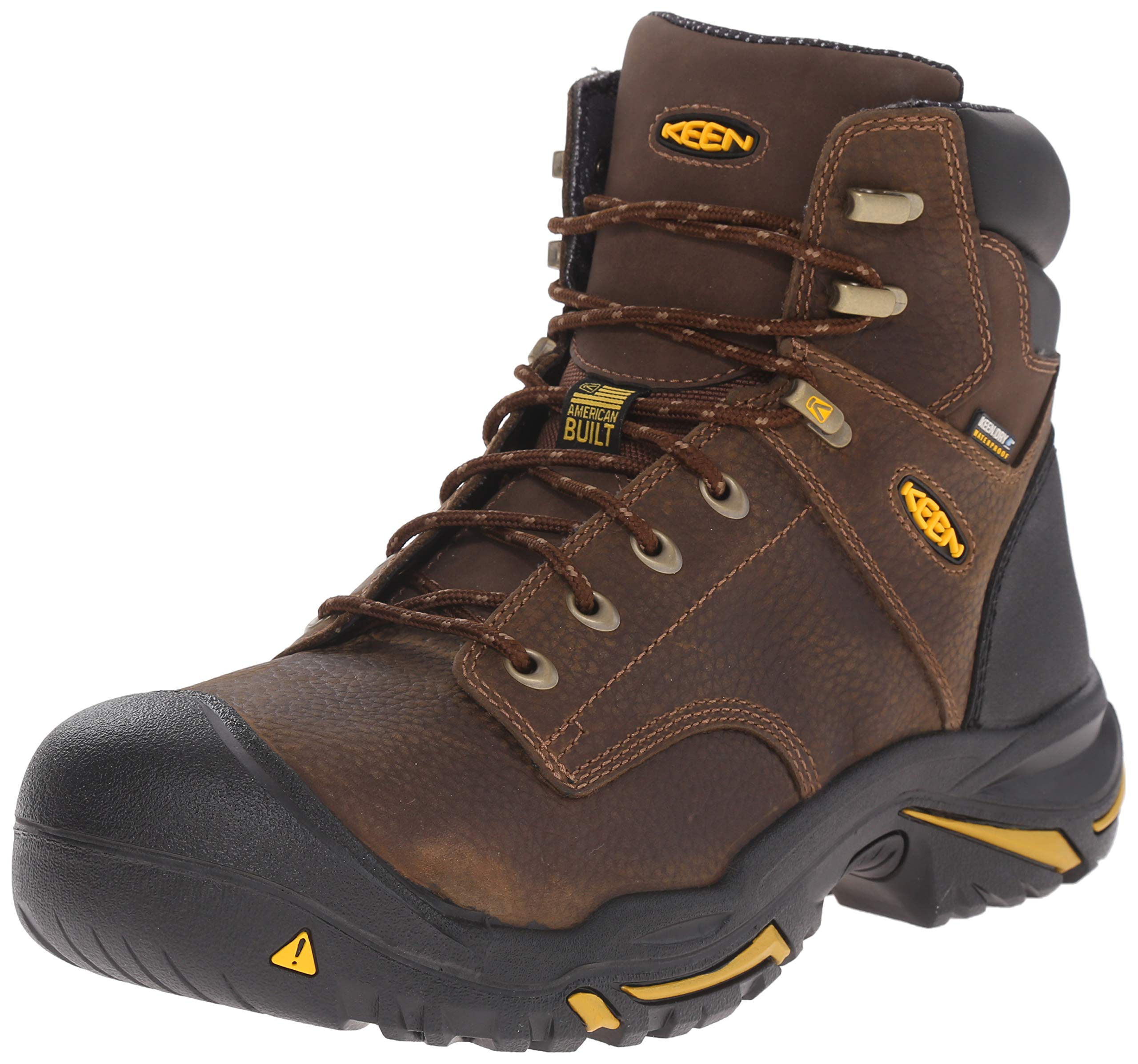 "KEEN Utility - Men's Mt Vernon 6"" (Soft Toe) Work Boots"