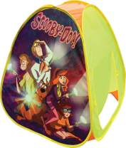 Sunny Days Entertainment Scooby Doo Pop Up Play Tent – Mystery Indoor Playhouse for Kids   Gift for Boys and Girls, Multi (320041)