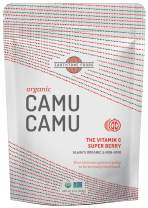 Camu Camu Powder Organic (8 oz) | Premium Peruvian USDA & Paleo Certified Raw Camu Berry - Natural Vitamin C