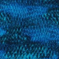 Robert Kaufman Imaginings Fish Scales Marine, Fabric by the Yard