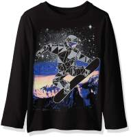 The Children's Place Baby Boys Long Sleeve Graphic Tees