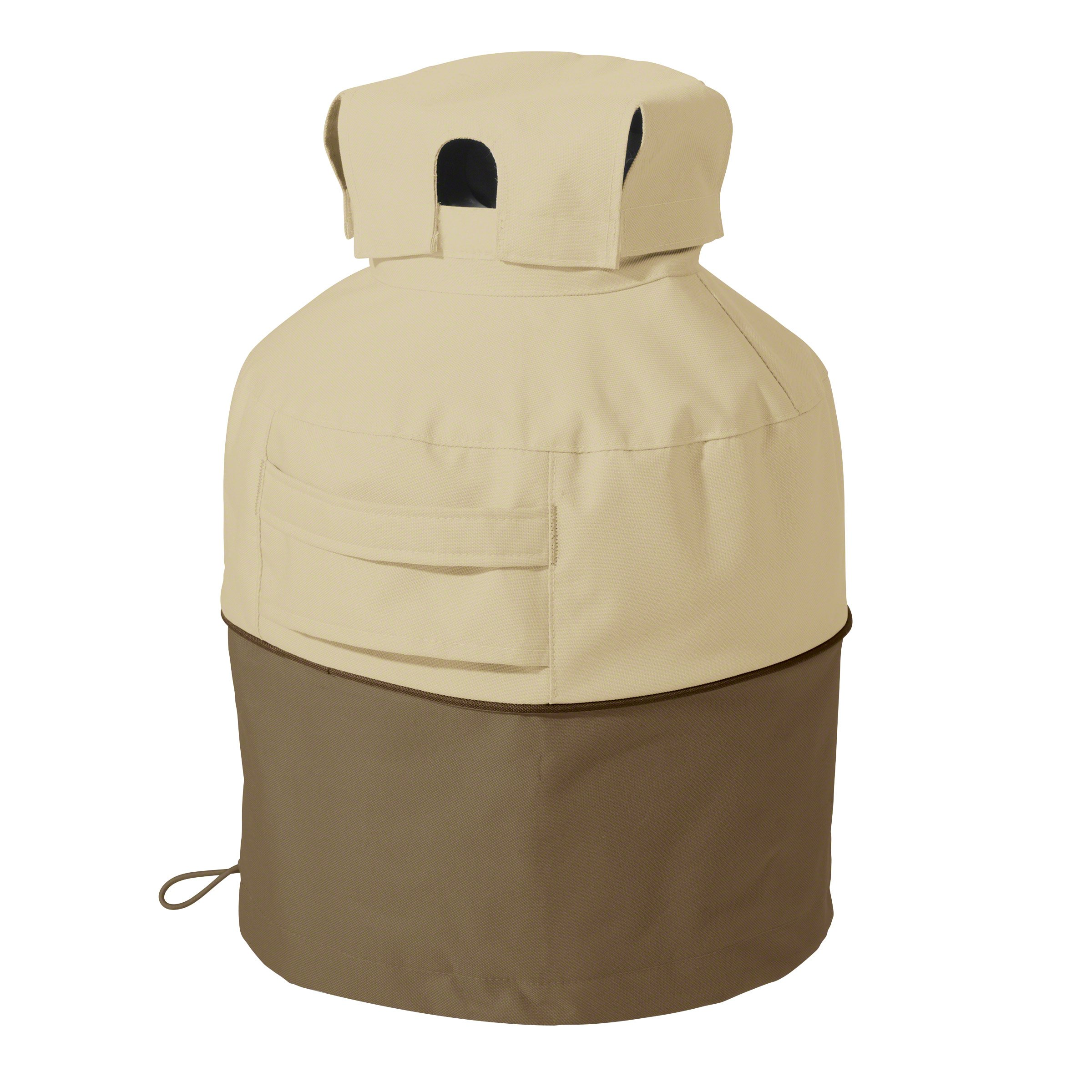 Classic Accessories Veranda Water-Resistant 7 Inch Propane Tank Cover
