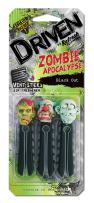 Driven by Refresh Your Car! 79118 Zombie Vent Stick, 3 Per Pack, Black Out