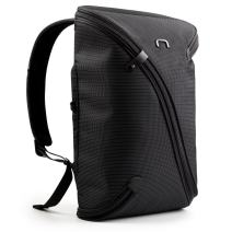 NIID UNO I Business Waterproof Backpack Fit Up to 15.6 inch(Camera,Black)
