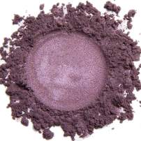 Mineral Make Up (Violet) Eye Shadow, Shimmer Eyeshadow, Loose Powder, Glitter Eyeshadow, Organic Makeup, Eye Makeup, Natural Makeup, Organic Eyeshadow, Natural Eyeshadow, Professional Makeup