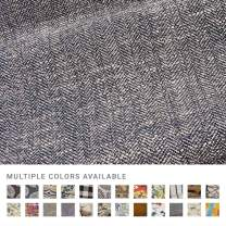 eLuxurySupply Fabric by The Yard - Polyester Blend Upholstery Sewing Fabrics - Kais Night Pattern