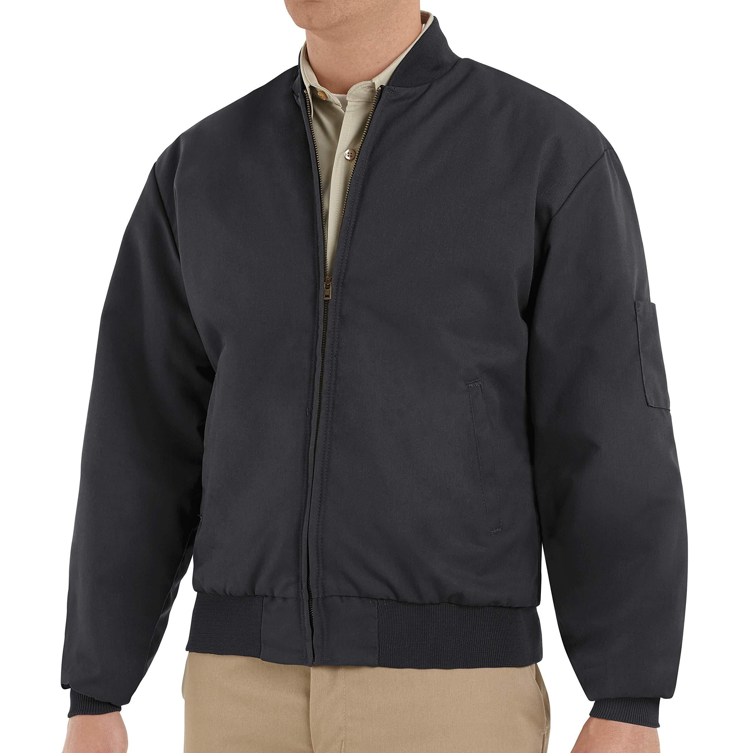 Red Kap Men's Solid Team Jacket