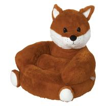 Trend Lab Children's Plush Fox Character Chair