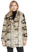 Apparis Women's Sydney Faux Fur Coat