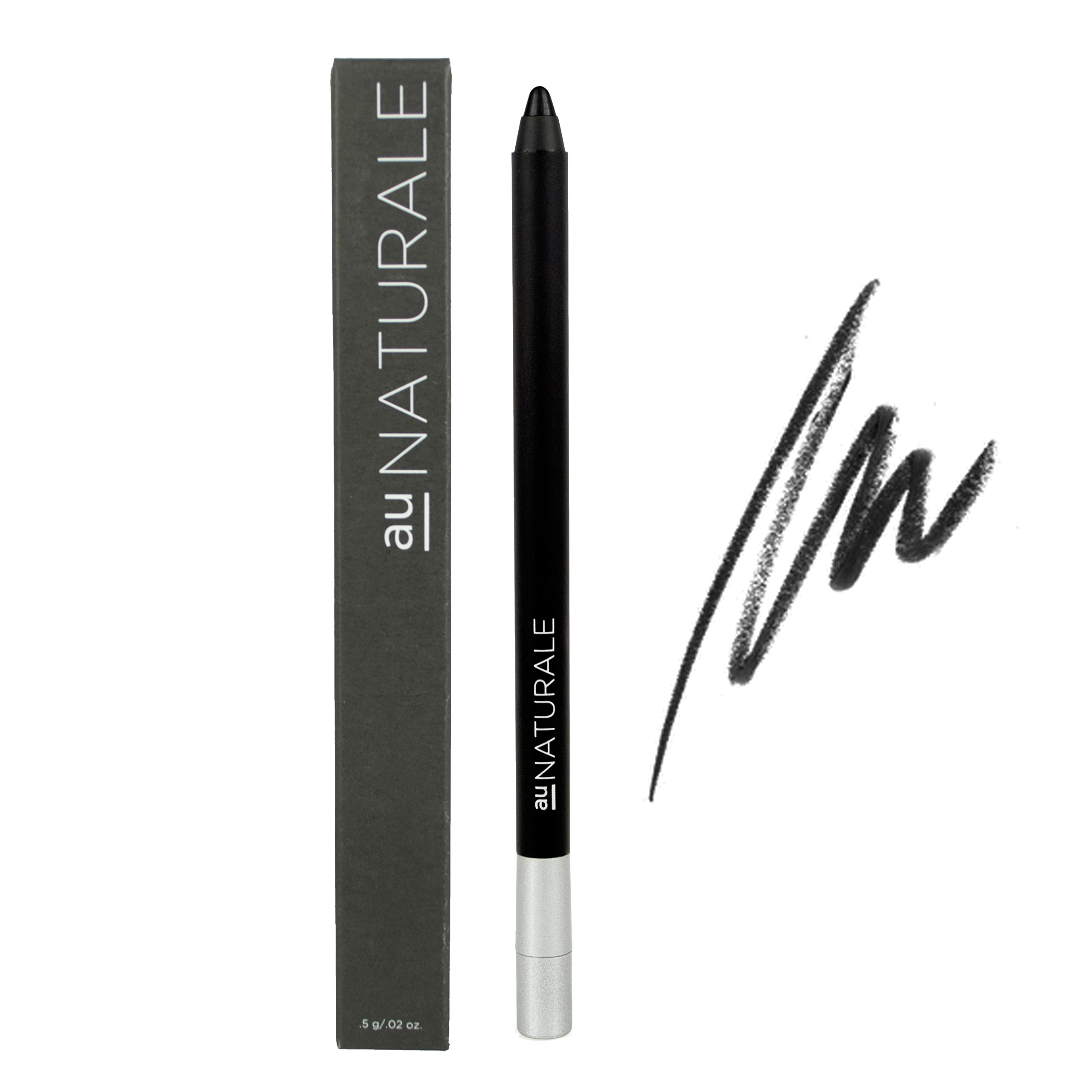 Au Naturale Organic Eye Liner Pencil in Night | Made in the USA | Organic | Vegan | Cruelty-free