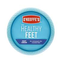 O'Keeffe's Healthy Feet Foot Cream, 3.2 ounce Jar