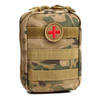 Orca Tactical MOLLE EMT Medical First Aid IFAK Utility Pouch (Bag Only)