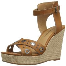 Lucky Brand Women's Leander Wedge Sandal