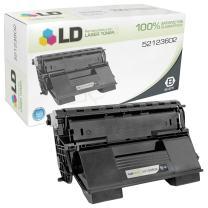 LD Remanufactured Toner Cartridge Replacement for Okidata 52123602 B720 Series High Yield (Black)