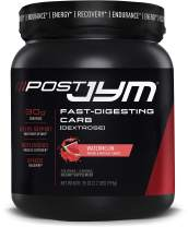 JYM Supplement Science, Post JYM Fast-Digesting Carb, Post-Workout Powder, Watermelon, 30 Servings