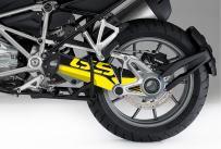 UNIRACING 46602 Yellow Decoration and Protection kit 1200 2013-18 and BMW R 1250 GS/GSA 2019-20 swingarm