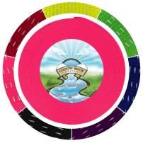 Country Brook Design - 1 Inch Climbing Spec Tubular Nylon Webbing (Hot Pink, 10 Yards)