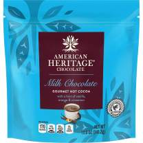 American Heritage Chocolate Gourmet Hot Cocoa Pouch, 12 Ounce