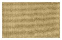 Garland Rug Sheridan Plush Washable Nylon Rug, 30-Inch by 50-Inch, Linen