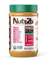 Nuttzo Organic Crunchy 7 Nut And Seed Butter, 26 Ounce