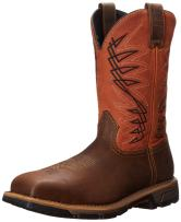 "Irish Setter Work Men's 83910 Marshall 11"" Pull-On Steel Toe Work Boot"
