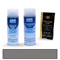 PAINTSCRATCH Touch Up Paint Spray Can Car Scratch Repair Kit - Compatible with Toyota Prius Magnetic Gray Metallic (Color Code: 1G3)