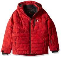 Spyder Boys' Impulse Synthetic Down Ski Jacket