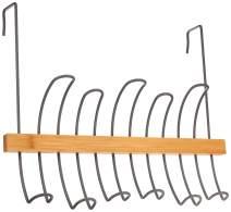 Amazon Basics Over-the-Door Hanger - Curved Hook