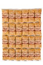 Amish Country Popcorn | 24 (4oz Bags) Baby Yellow Popcorn | Old Fashioned with Recipe Guide