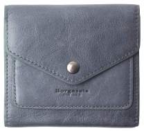 Small Leather Wallet for Women RFID Blocking Women's Credit Card Holder Cute Bifold Pocket Purse