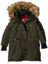 CANADA WEATHER GEAR Girls' Toddler Outerwear Jacket (More Styles Available)