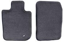 GG Bailey D2889A-F1A-CC-CHAR Front Set Custom Fit Floor Mats For Select Chevrolet Tahoe Models - Polypropylene Fiber (Charcoal)