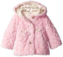 London Fog Baby Girls and Little Girls' Super Soft Coat with Hood