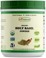 Best Naturals Certified Organic Holy Basil Powder 8.5 OZ (240 Gram), Non-GMO Project Verified & USDA Certified Organic