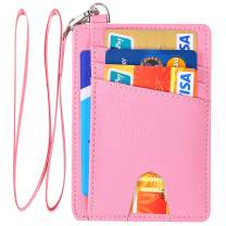 Credit Card Holder,Slim Minimalist RFID Block ID Card Wallet For Man & Women
