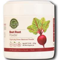 Beet Root Powder   11oz - 312 g   100% Pure Beetroot Powder Superfood (Non-GMO)   No Additives - Fillers or Sweetners – for Smoothie Beverage Blend