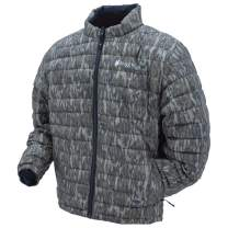 FROGG TOGGS Men's Co-Pilot Insulated Water-Resistant Puff Jacket