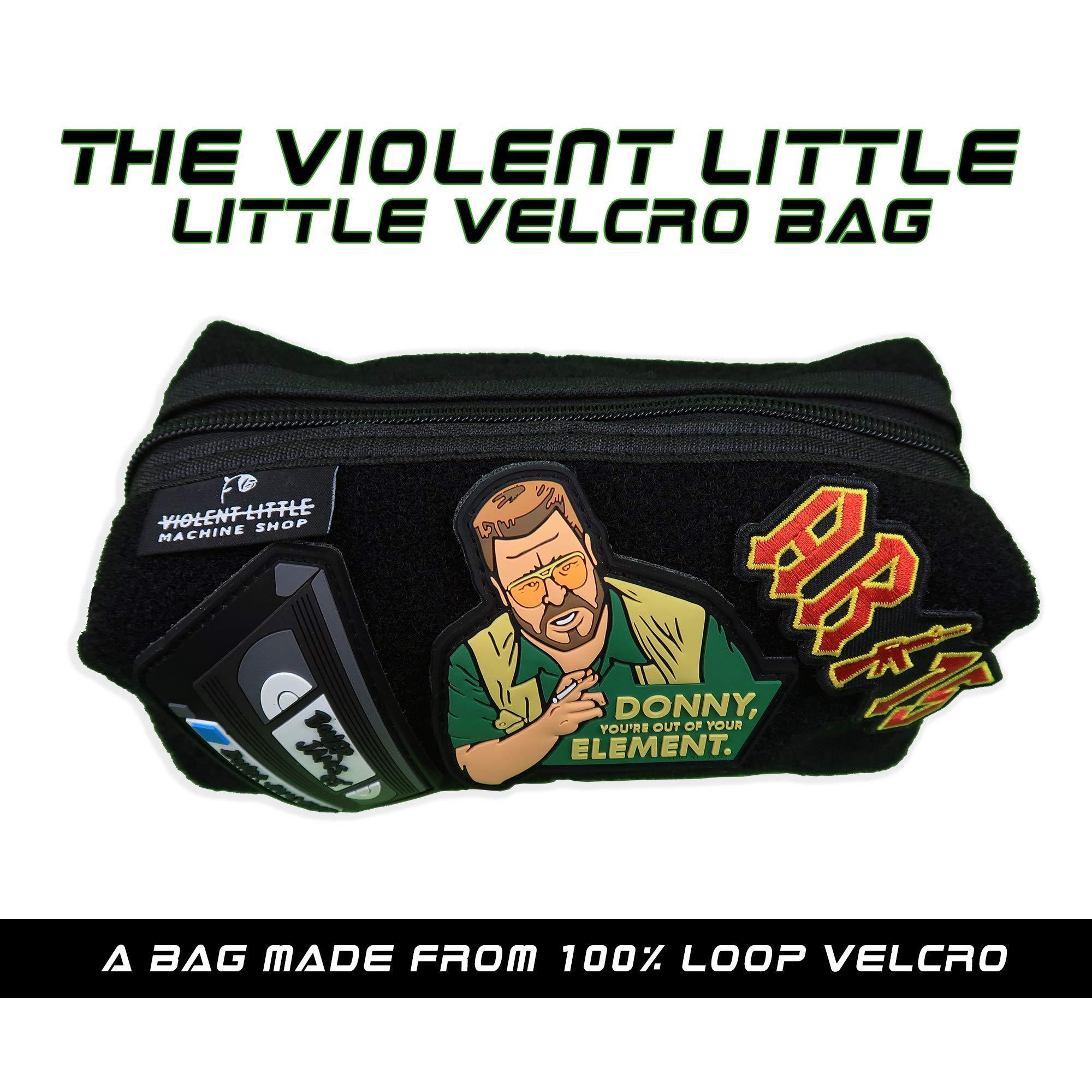 The Little Velcro Bag