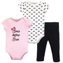 Little Treasure Unisex Baby 2 Bodysuit and Pant