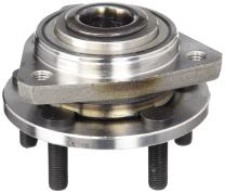 WJB WA513138 - Front Wheel Hub Bearing Assembly - Cross Reference: Timken 513138 / Moog 513138 / SKF BR930138