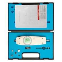 Beslands NK-500 Mechanical Analog Push Pull Force Gauge Pointer Dial Meter Spring Dynamometer High Precision Tester (NK-500)