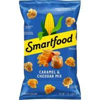 Smartfood Cheddar & Caramel Mix Popcorn, 7 Ounce