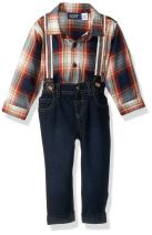 The Children's Place Baby Boys' Top and Pants
