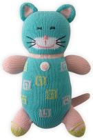 Joobles Fair Trade Organic Stuffed Animal - Kitty Katz